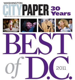 Washington City Paper Names SPX D.C.'s Best Comics Convention!