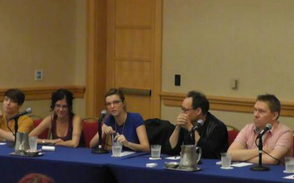 SPX 2011 – Navigating the Contemporary Publishing Landscape