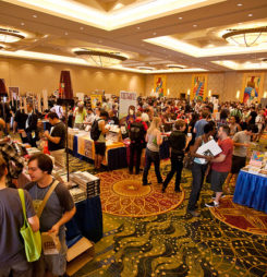 Table Space at SPX 2013 is SOLD OUT!