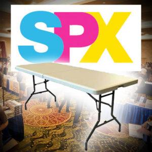 SPX Half Table