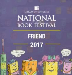 Small Press Expo Sponsors Lincoln Peirce, Ann Telnaes and Mike Lester at the National Book Festival