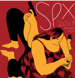 Small Press Expo Announces Programming Schedule for SPX 2017
