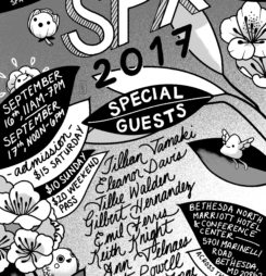 Attention Street Team–SPX 2017 Flyer from the Wonderful Kevin Stanton