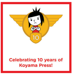 Small Press Expo Celebrates the 10th anniversary of Koyama Press